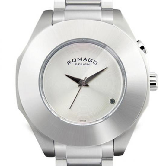 【ロマゴデザイン】腕時計 RM003-1513SS-BKユニセックス メンズ レディース ROMAGODESIGN 正規品 新作 人気 流行 ブランド