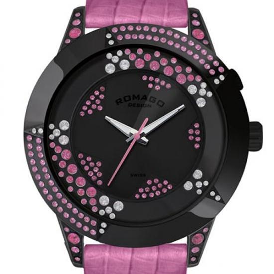 【ロマゴデザイン】腕時計 RM011-0206ST-PKユニセックス メンズ レディース ROMAGODESIGN 正規品 新作 人気 流行 ブランド