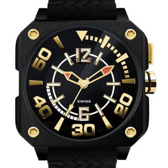 【ロマゴデザイン】腕時計 RM018-0073PL-BKユニセックス メンズ レディース ROMAGODESIGN 正規品 新作 人気 流行 ブランド