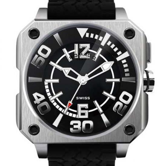 【ロマゴデザイン】腕時計 RM018-0073PL-SVユニセックス メンズ レディース ROMAGODESIGN 正規品 新作 人気 流行 ブランド