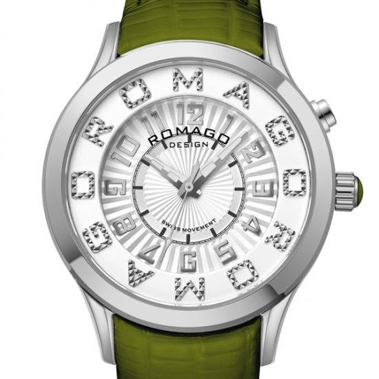 【ロマゴデザイン】腕時計 RM067-0162ST-GRレディース ROMAGODESIGN 正規品 新作 人気 流行 ブランド