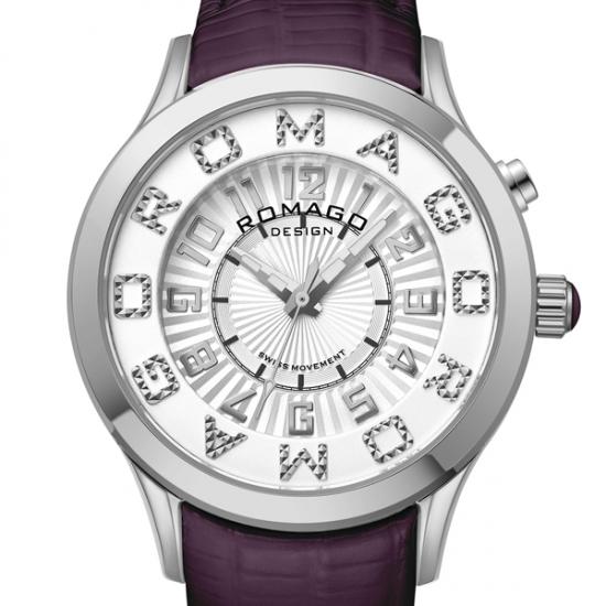 【ロマゴデザイン】腕時計 RM067-0162ST-PUレディース ROMAGODESIGN 正規品 新作 人気 流行 ブランド