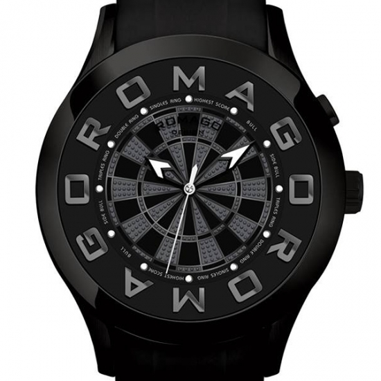 【ロマゴデザイン】腕時計 RM015-0536PL-BKBKユニセックス メンズ レディース ROMAGODESIGN 正規品 新作 人気 流行 ブランド