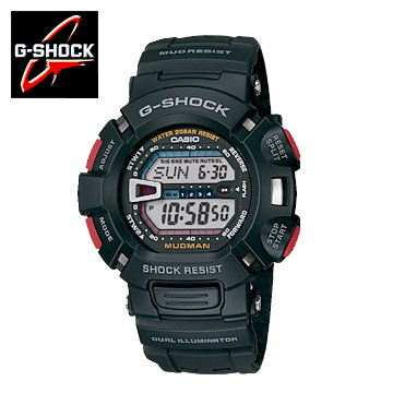 CASIO G-SHOCK MUDMAN G-9000-1JF
