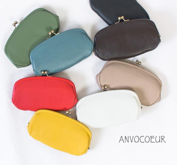 ANVOCOEUR アンヴォクール マリエッタロングウォレット AC15210 【2019春夏】【特別価格】