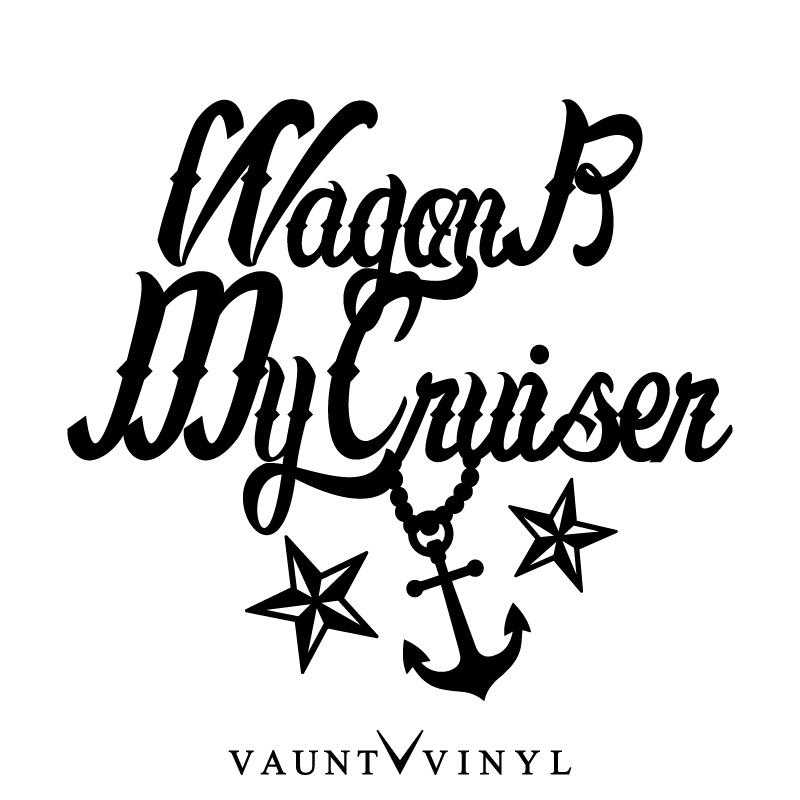 vaunt vinyl sticker store wagon r my cruiser sticker anchor anchor Wagon R 2015 wagon r my cruiser sticker anchor anchor cutting off characters transfer car sticker seal original car