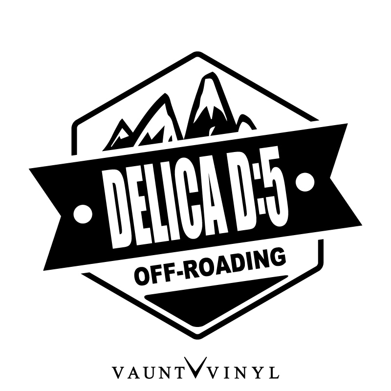 vaunt vinyl sticker store off roading delica d5 delica d5 cutting 05 Acura TL off roading delica d5 delica d5 cutting sticker seat covers tgs led custom parts sticker sticker decal american usdm military badge emblem outdoor