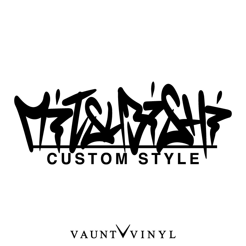 Vaunt Vinyl Sticker Store Mitsubishi Custom Style Cutting Sticker