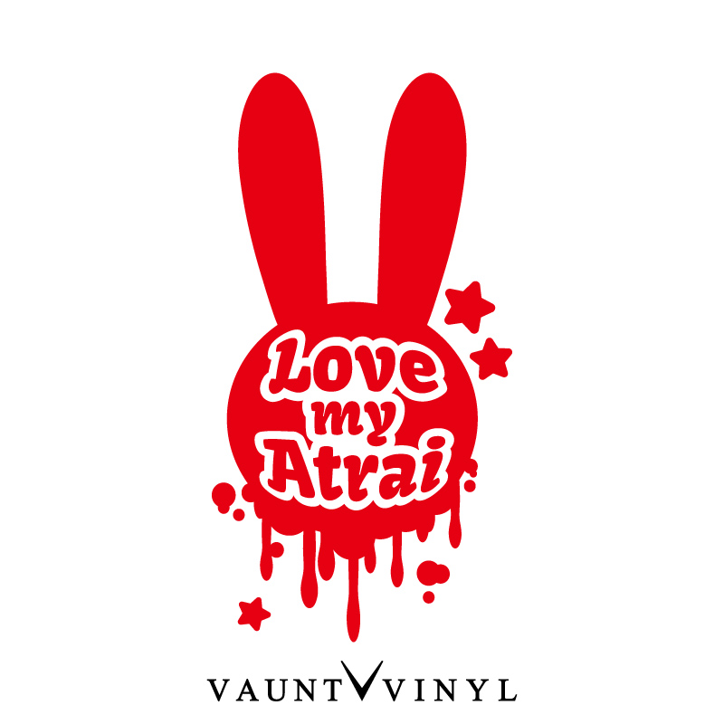 Excellent Cute Fashion 10P03Dec16 Which Love My Atrai Sticker Atrai Atrai Wagon S320 Seat Cover Interior Lamp Parts Sticker Car Seal Decare Cutting Limit Gmtry Best Dining Table And Chair Ideas Images Gmtryco