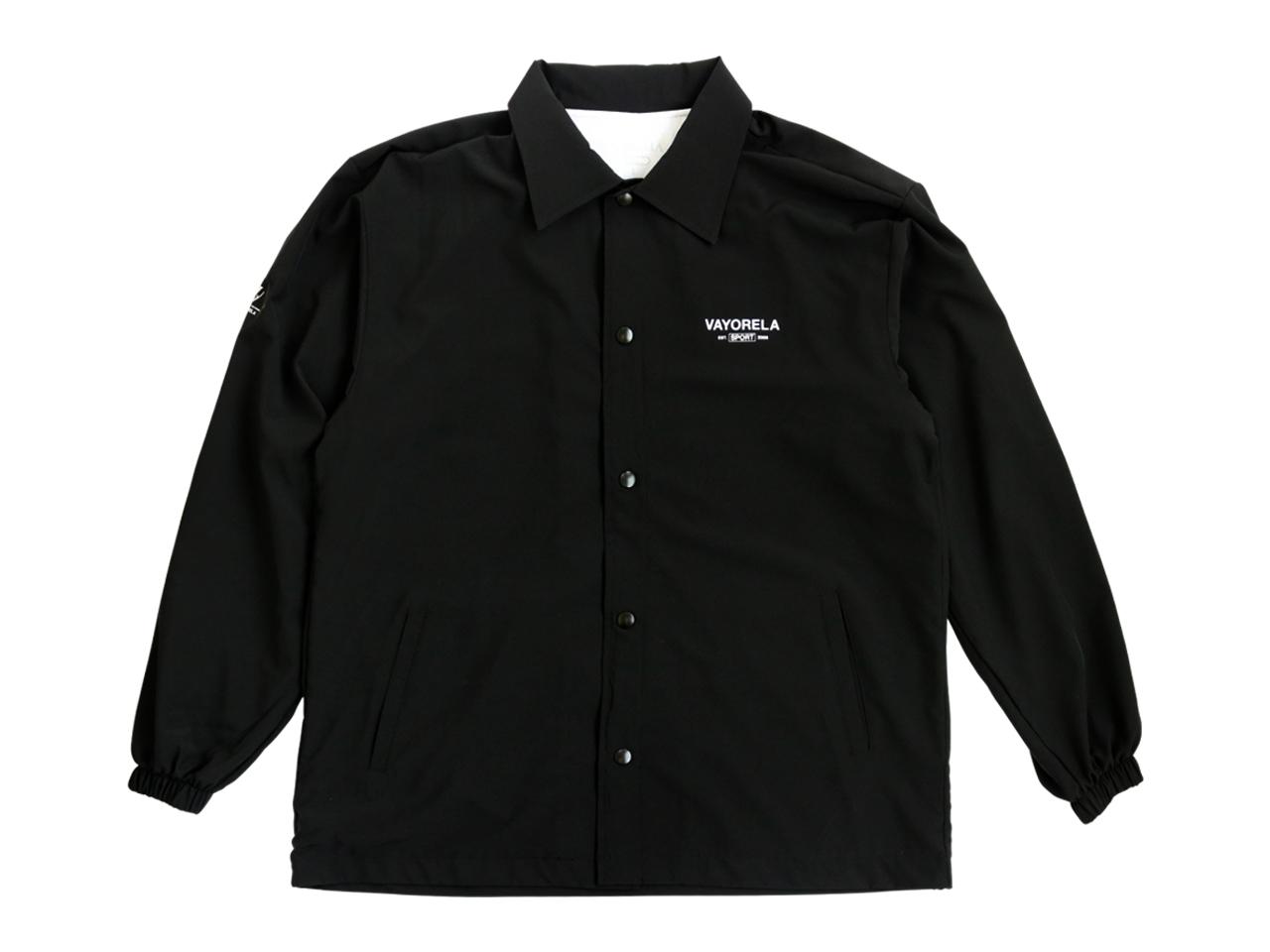 デポー SOFT STRETCH COACH JKT - 特別セール品 ブラック BLK