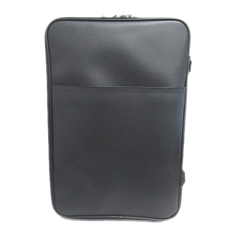 【中古】ルイヴィトン LOUIS VUITTON タイガ ペガス55 スーツケース キャリーバッグ 旅行 かばん トラベルバッグ カバン アルドワーズ M23312 ブラック系 メンズ レディース 【ベクトル 古着】 200605 ベクトル マークスラッシュ