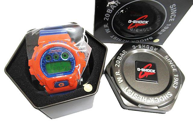 ジーショック G-SHOCK Crazy Colors クレイジーカラーズ デジタル腕時計 オレンジ DW-6900SC-4JF ブランド古着ベクトル 中古▲180603 0030 メンズ 【中古】【ベクトル 古着】 180603 プリマベーラ
