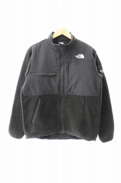 【中古】 ザノースフェイス THE NORTH FACE 18AW Denali Jacket NA71831 デナリ ジャケット S 黒ブラック ブランド古着ベクトル 中古190614 0060 メンズ