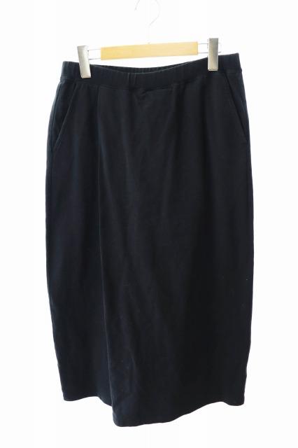 【中古】ラッドミュージシャン LAD MUSICIAN 18SS WIDE CROPPED PANTS ワイド クロップド パンツ 2118-651 44 ブラック 黒 ブランド古着ベクトル 中古 190801 0050 メンズ