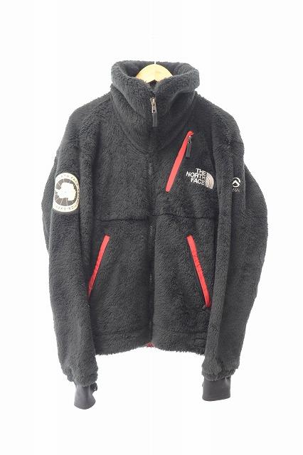 【中古】ザノースフェイス THE NORTH FACE 17AW ANTARCTICA Versa Loft Jacket アンタクティカ バーサ ロフト ジャケット フリース ワッペン 刺繍 NA61651 M 黒 ブラック ブランド古着ベクトル 中古 191105 0160 メンズ