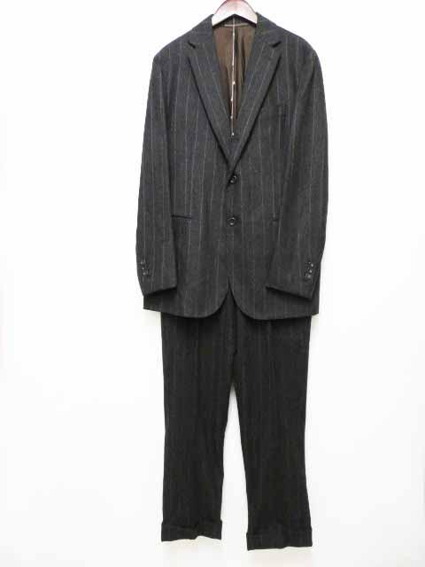 【中古】スティレ ラティーノ Stile Latino ストライプ テラード スーツ フォーマル 【ブランド古着ベクトル】180915 メンズ