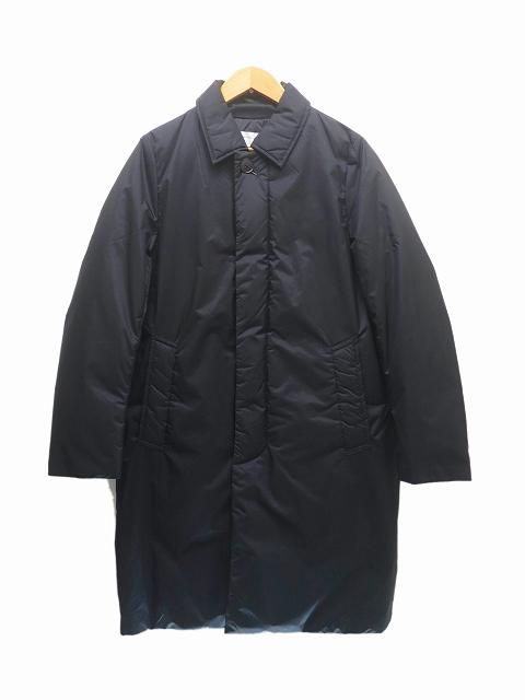 ナンガ NANGA ステンカラ― ダウン コート 黒S メンズ 【中古】【ベクトル 古着】 190118 プリマベーラ