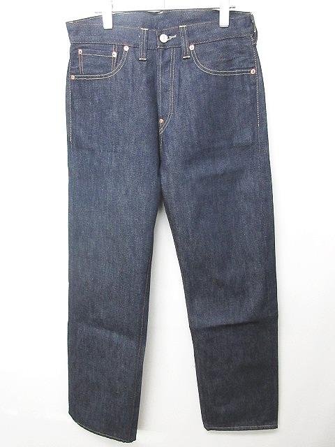 リーバイス ビンテージ クロージング LEVI'S VINTAGE CLOTHING 501XX 1937年モデル 37501 米国製 LVC リジット デニムパンツ ジーンズ 濃紺 W32 0826 メンズ 【中古】【ベクトル 古着】 180826 ブランド古着ベクトルプレミアム店