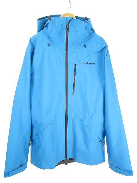 パタゴニア Patagonia 30941 Snowshot Jacket スノーショット ジャケット M ブルー メンズ 【中古】【ベクトル 古着】 180621 ブランド古着ベクトルプレミアム店