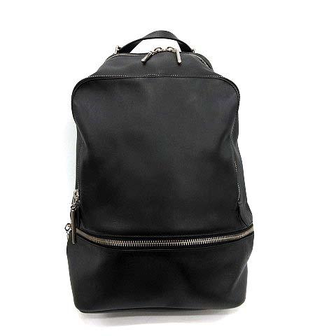 【中古】3.1 フィリップリム 3.1 phillip lim バッグ リュック デイパック 31Hour ZipAround Backpack レザー 黒 ブラック /KH メンズ レディース 【ベクトル 古着】 200728 ベクトルプレミアム店