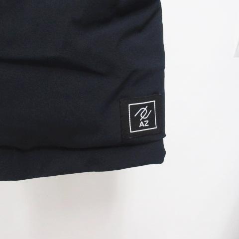 ジュンハシモト junhashimoto AZ 中綿 ジャケット フーディー AZO 817 ネイビー 紺 S 0218 メンズベクトル 古着200218 ベクトルプレミアム店ulc3K1FTJ5