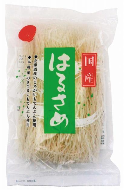 オーサワ 無添加 自然食品 厳選素材 送料込 金正食品国産はるさめ(金正食品) 100g 12袋