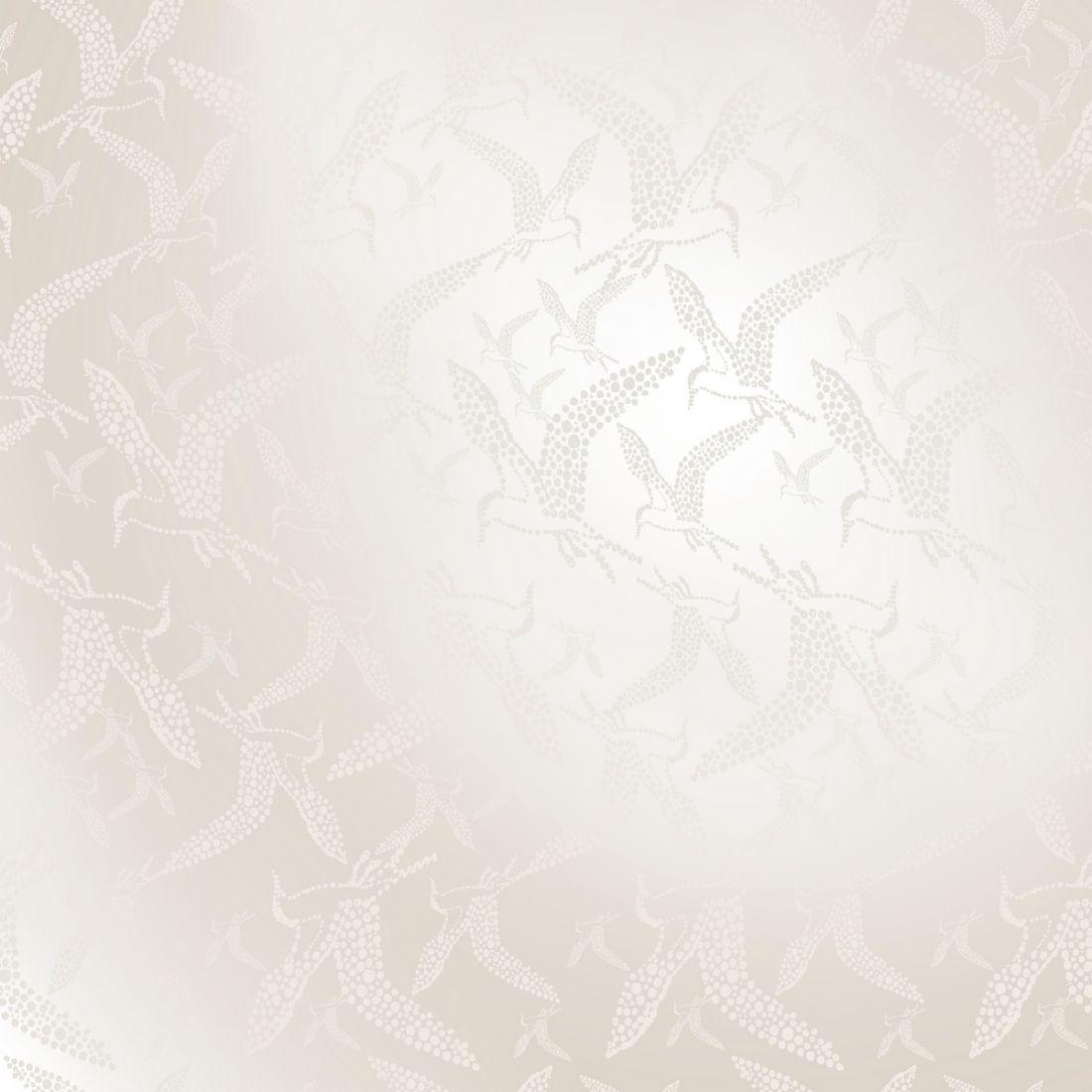 IvanaHelsinki イヴァナヘルシンキフィンランド製 壁紙5246-2【 53cm幅×10m巻 】裏面:フリース素材鳥 北欧 自然 アイボリー ライトベージュ 光沢感輸入壁紙IvanaHelsinki Wallpaper★P10倍★