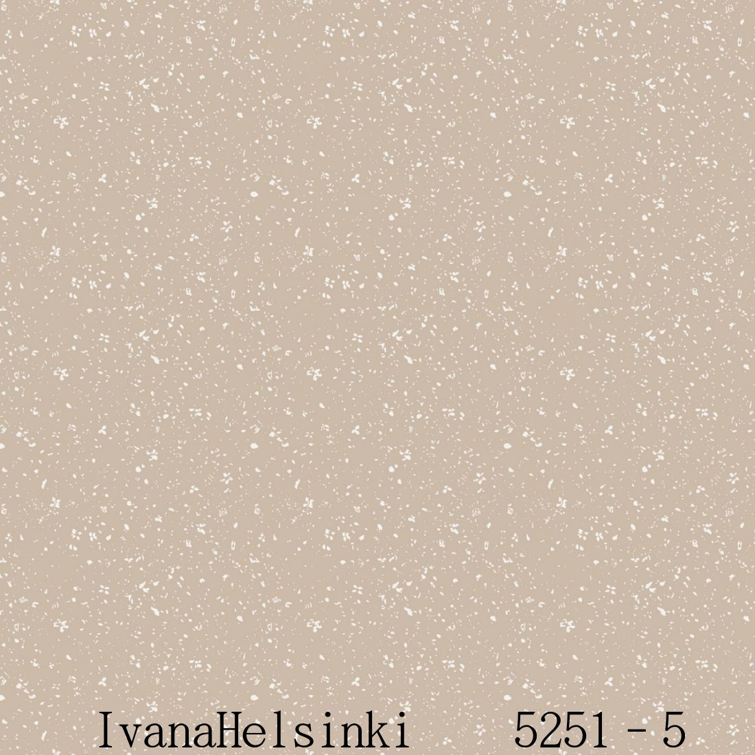 IvanaHelsinki イヴァナヘルシンキフィンランド製 壁紙5251-5【 53cm幅×10m巻 】裏面:フリース素材スプラッター柄 北欧 自然 ベージュ輸入壁紙IvanaHelsinki Wallpaper★P10倍★