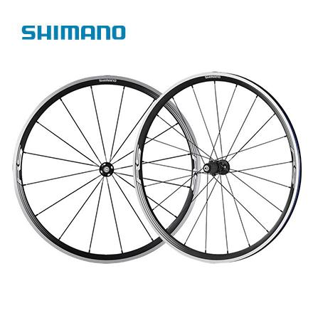 SHIMANO シマノ WH-RS330 前後セット ブラック(シマノ10-11S対応)(ホイール)F(4524667926443)R(4524667927006)FR(4524667926146)