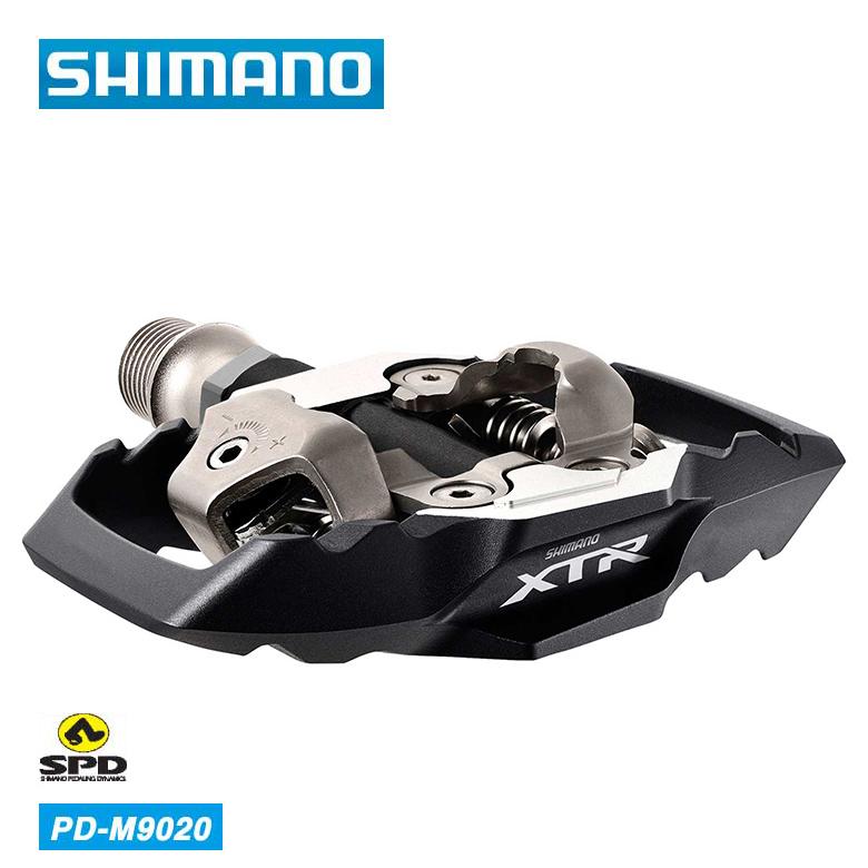 (送料無料)(SHIMANO)シマノ SPD PEDAL SPDペダル PD-M9020 左右ペア(トレイル)(IPDM9020)(4524667595595)(20018063)