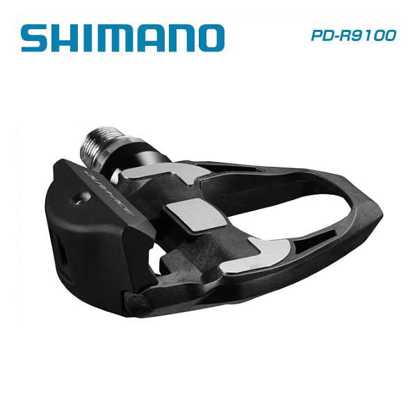 (送料無料)(SHIMANO) シマノ SPD SL PEDAL ペダル PD-R9100(左右ペア)(SM-SH12付属)(IPDR9100)(4524667741800)
