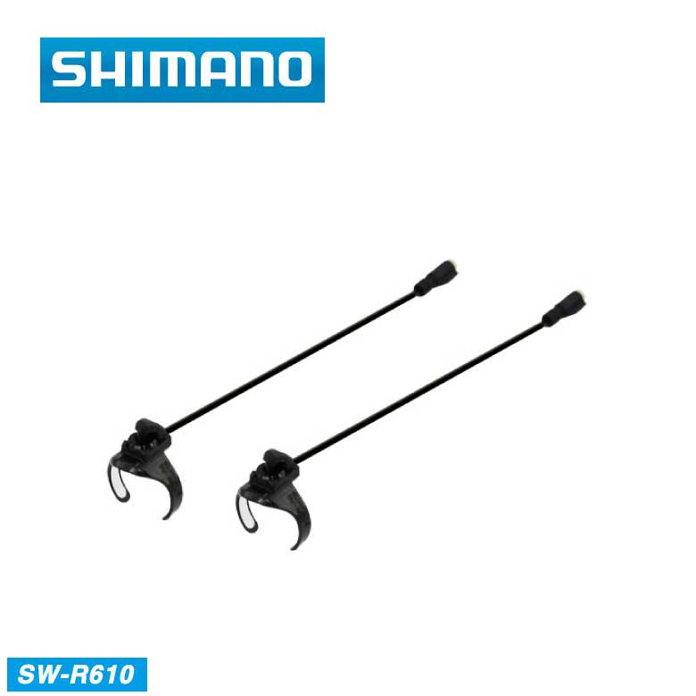 (送料無料)SHIMANO シマノ DURA ACE 9070 デュラエース9070 シフトスイッチ SW-R610 左右レバーセット (ISWR610)(4524667725640)