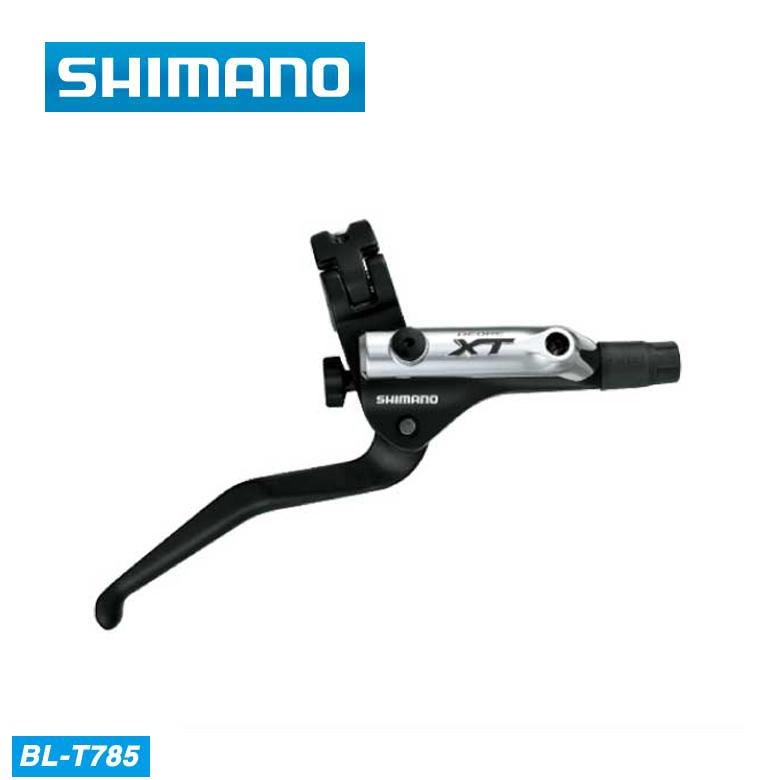(SHIMANO)シマノ トレッキング用 XT DEORE T780 ブレキーレバー BL-T780-B 左右セット(ブラック)(IBLT785BPAL)(4524667377054)(20015173)