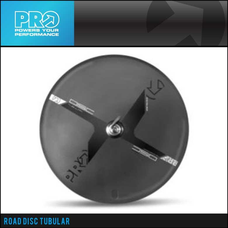 ()PRO  シマノプロ Wheel チューブラーホイール ROAD DISC TUBULAR ロードディスクチューブラー(TU)(R20RWH0036X)(8717009348461)