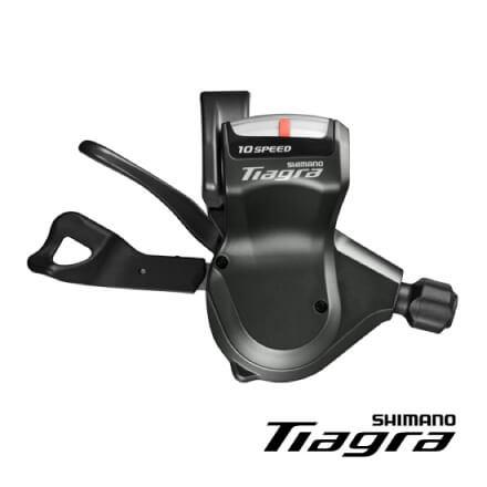 (SHIMANO)シマノ Tiagra 4700 ティアグラ4700(10S) シフトレバー SL-4700 左右セット(ケーブル付き)(ISL4700PA)(4524667329985)