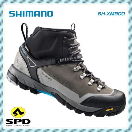 (送料無料)(SHIMANO) シマノ クロスマウンテン SPD SHOES シューズ SH-XM900G グレー