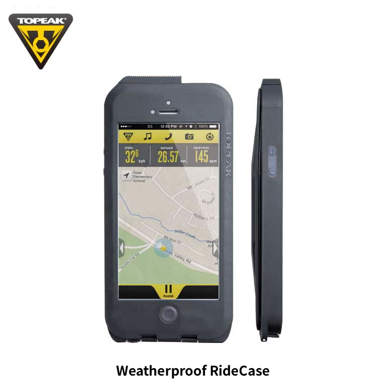 (TOPEAK)トピーク Weatherproof RideCase ウェザープルーフ ライドケースセット グレー(BAG29903)(4712511833645)