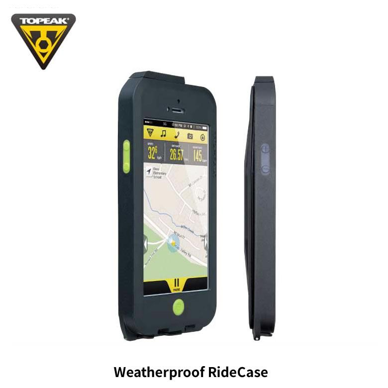 (TOPEAK)トピーク Weatherproof RideCase ウェザープルーフ ライドケースセット グリーン(BAG29902)(4712511833997)