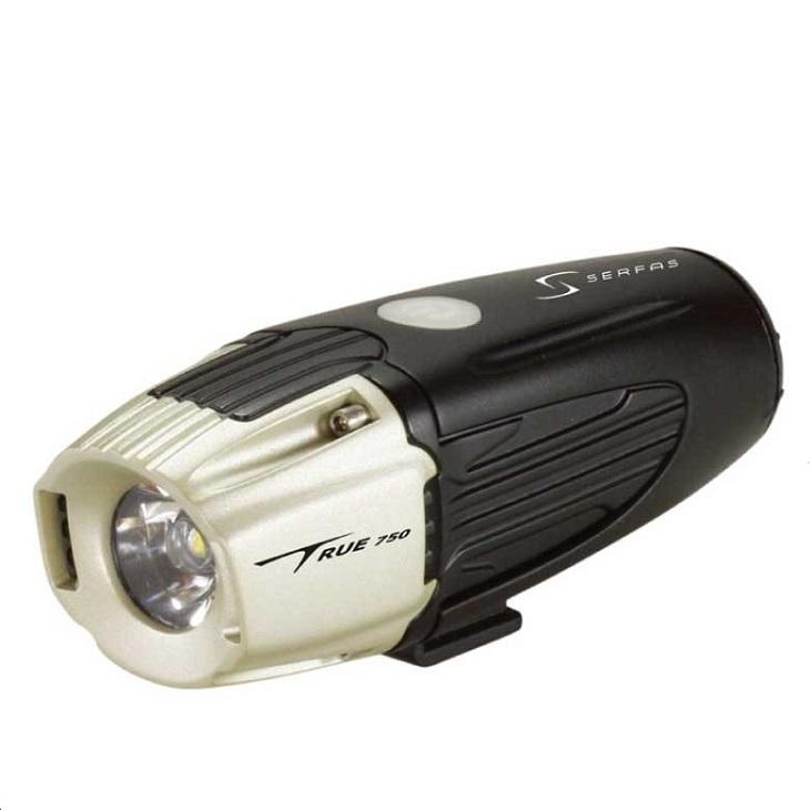 (送料無料)(SERFAS) サーファス フロント LIGHT ライト TSL-750 ブラック(028973)