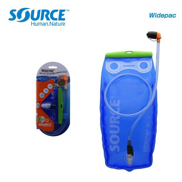 (SOURCE) ソース ハイドレーション Widepac ワイドパック 3.0L
