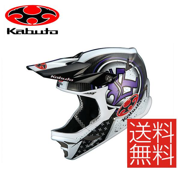 (送料無料)OGK KABUTO オージーケーカブト HELMET ヘルメット IXA-C TECT イクサCテクト ホワイトパープル(※代引不可)