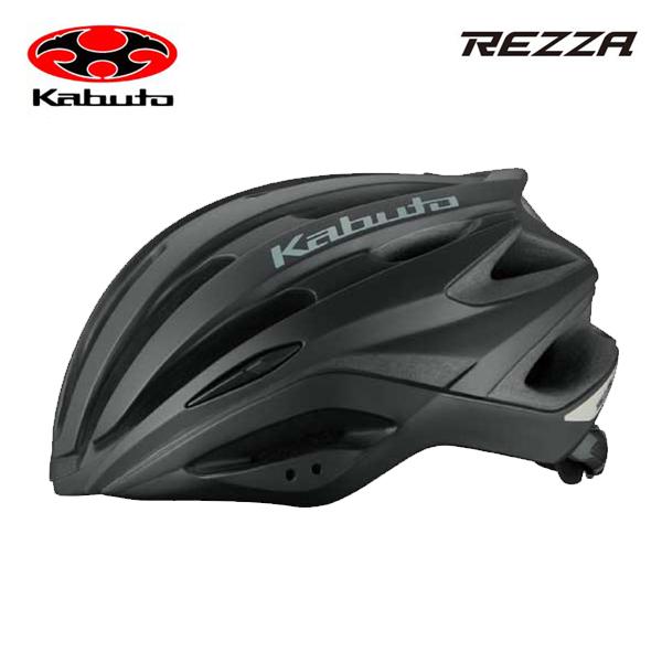 OGK KABUTO オージーケーカブト HELMET ヘルメット REZZA レッツァ (JCF公認) マットブラック