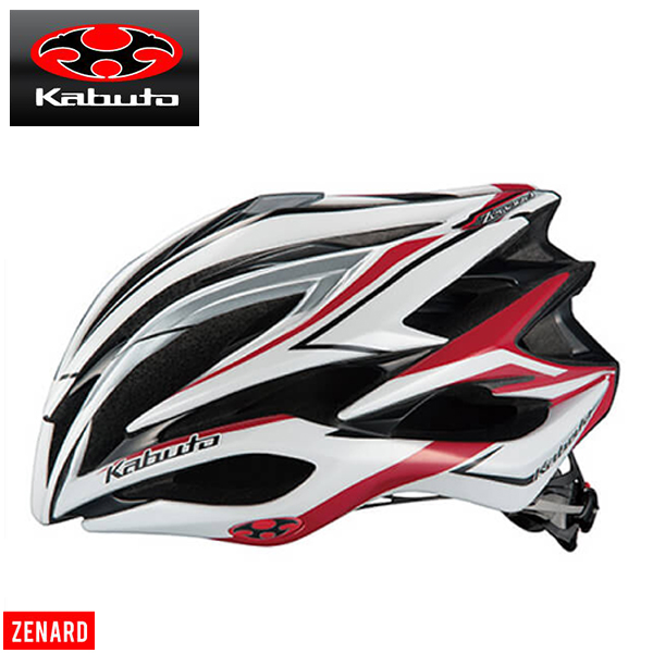 (送料無料)OGK KABUTO オージーケーカブト HELMET ヘルメット ZENARD ゼナード コークレッド(JCF公認)