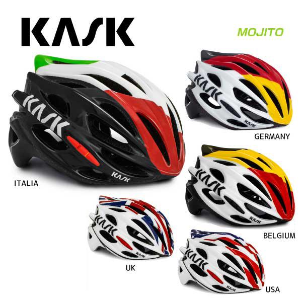 KASK カスク MOJITO モヒートフラッグ(JCF公認モデル)ヘルメット