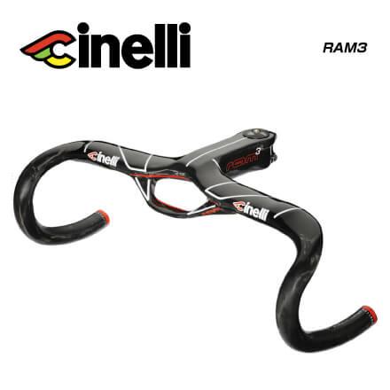 (送料無料)(cinelli) チネリ HANDLEBAR ハンドルバー RAM3 ラム3