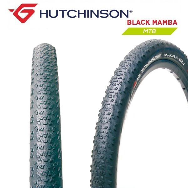 HUTCHINSON ハッチンソン MTB BLACK MAMBA ブラックマンバ チューブレスレディタイヤ (1本)(メーカー在庫限り 売り切れ御免)