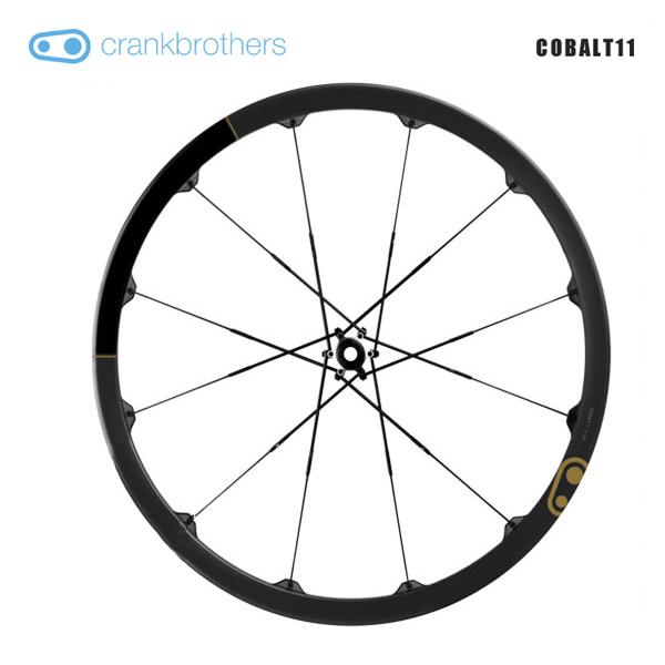 (送料無料)crankbrothers クランクブラザーズ WHEEL ホイール COBALT11 コバルト11(前後セット)