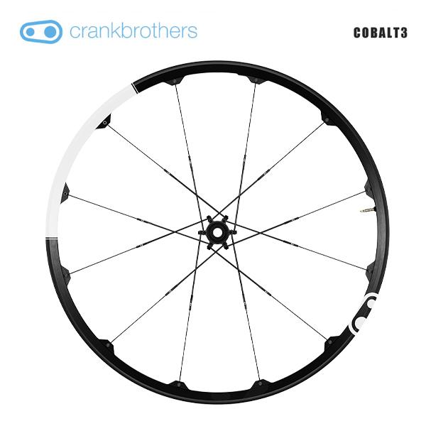 (送料無料)crankbrothers クランクブラザーズ WHEEL ホイール COBALT3 コバルト3(前後セット)