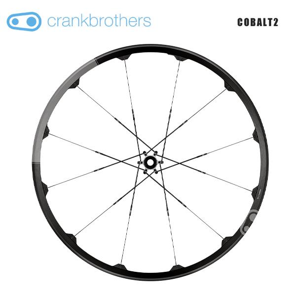 【お買い得!】 (送料無料)crankbrothers クランクブラザーズ WHEEL WHEEL ホイール ホイール COBALT2 コバルト2(前後セット), 価格破壊研究所:935e4338 --- retedifamiglie.it
