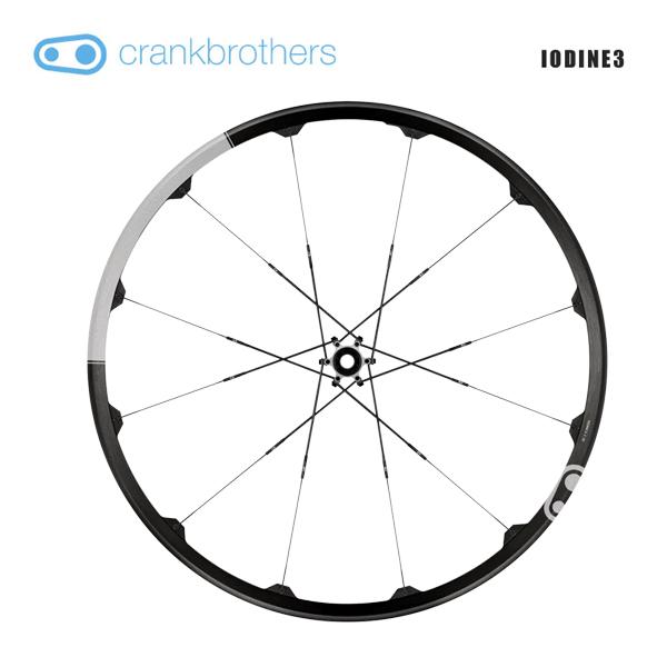(送料無料)crankbrothers クランクブラザーズ WHEEL ホイール IODINE3 アイオダイン3(前後セット)